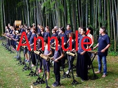 Bamboo Orchestra - 09 Juin 2018 - Annulé