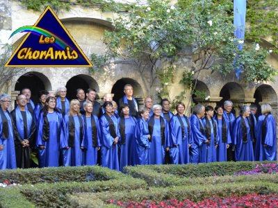 Gospel 17 juin 2017 Jardins du Grand Cloître à 21 heures