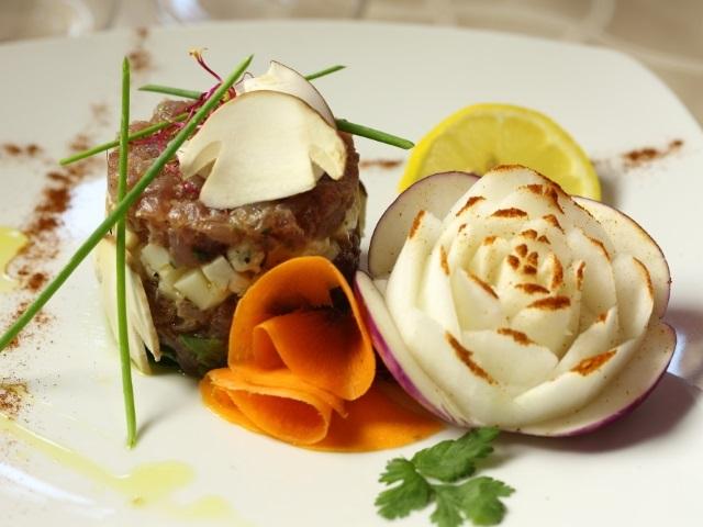 Restaurant Vallis Bona - Avril 2016